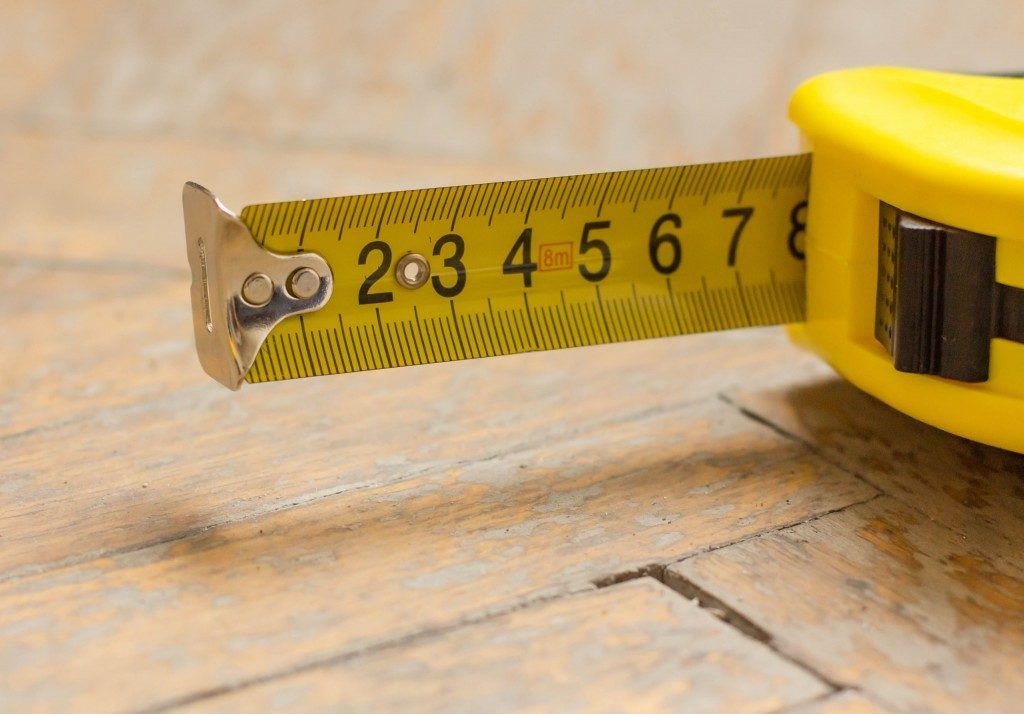 tape measure for construction
