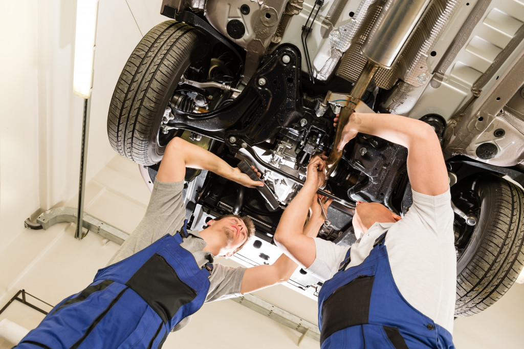 car repair and maintenance